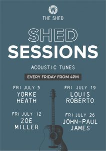 Shed Sessions