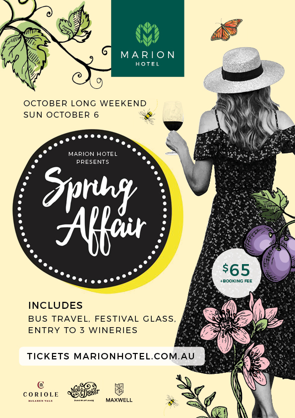 Marion Hotel's Spring Affair 2019